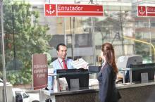 Ventanilla de atención - Foto: Cámara de Comercio de Bogotá