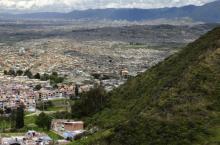 Borde sur de Bogotá  Foto: Secretaría del Hábitat