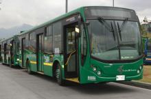 Buses alimentadores - Foto: Transmilenio