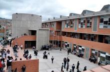 Infraestructura escolar - Foto: SED