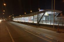 Estación de Transmilenio Bosa - Foto: IDU