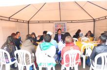 Estrategia 'Acción en tu barrio' benefició a la zona de San Jorge Central de Antonio Nariño