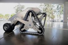 Firebot - Foto: Agencia de Noticias UN