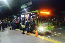 Rutas zonales - Foto: Prensa TransMilenio
