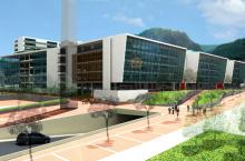 San Victorino Centro Internacional de Comercio Mayorista - Foto: ERU