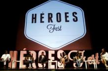 Héroes Fest - Portal Bogotá -Foto:www.lapatria.com
