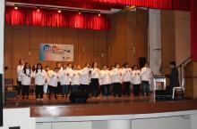 Participantes de Chapinero en formación musical - Foto: Alcaldía Local de Chapinero