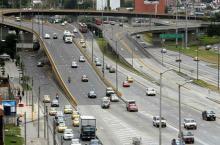 Infraestructura vial - Foto: www.metroenbogota.com