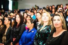 Mujeres - Portal Bogotá - Foto:SDMujer