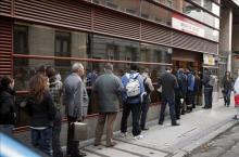 Gente haciendo fila-Foto: www.que.es