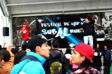 Hoy, cierre del Festival de Hip Hop 'Suba al Ruedo 2014'