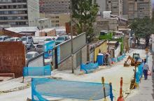 UMV recuperó 710,7 metros cuadrados de área en el barrio San Martín de la localidad de Santa Fe
