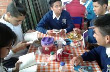 Almuerzo Literario - Foto: IPES