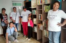 Biblioteca pública barrial de Santa Bárbara abre sus puertas al servicio de la comunidad de Bosa