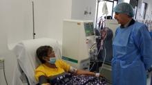 Nueva unidad renal - Foto: Secretaría Distrital de Salud