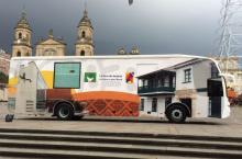 Casa de Justicia Móvil - Foto: bogota.gov.co