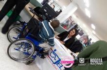 Rueda de empleo para discapacitados - Foto: SDIS