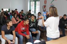 Encuentro de jóvenes - Foto: gestionsostenibleblog.wordpress.com