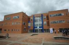 Nuevo hospital El Tintal en localidad Kennedy