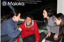 Guías en Maloka - Portal Bogotá - Foto:maloka