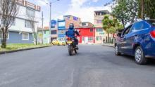 Motociclista - Foto: Secretaría de Movilidad