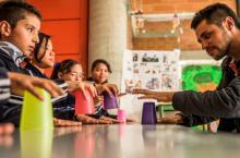 Niños sordos - Portal Bogotá - Foto:educacionbogota.edu.co