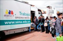 Feria de empleo SENA - Foto: www.sena.edu.co