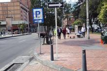 Señales de tránsito - Foto: Prensa Secretaría de Movilidad