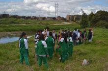 Niños de Tunjuelito-Foto: Alcaldía Local de Tunjuelito