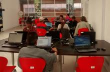 Nuevos puntos vive digital para población vulnerable en Kennedy y la Candelaria