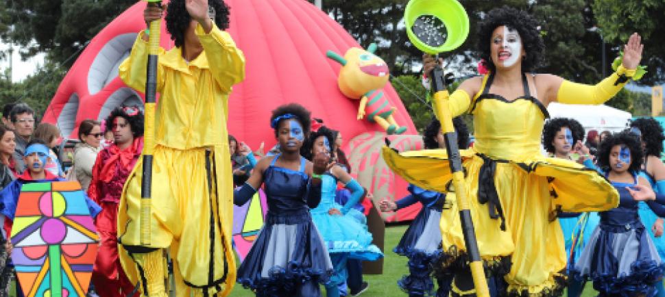 Festival Crea - Foto:Idartes
