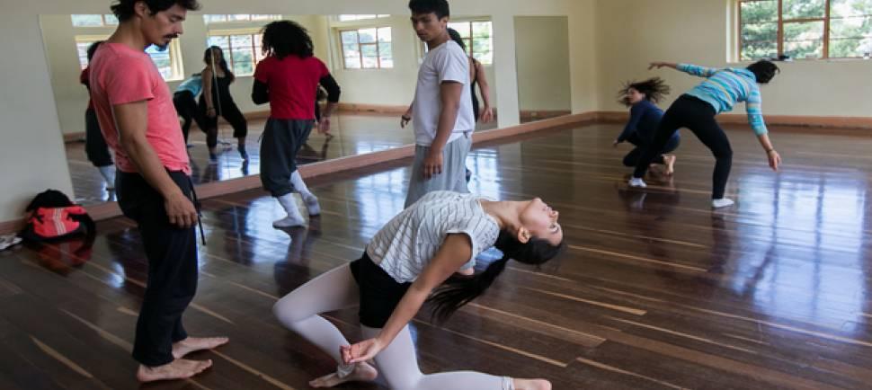 La Casona de la Danza - Foto: Idartes