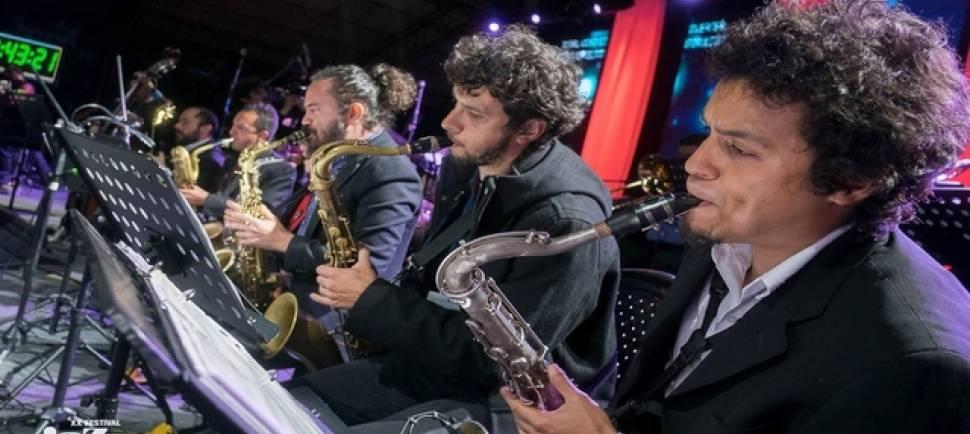 Big Band Bogotá - Foto: Secretaría de Cultura, Recreación y Deporte