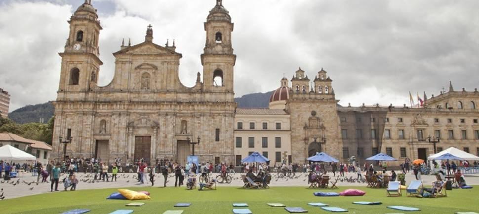 Plaza de Bolívar - Foto: FUGA - Laurette Ardila
