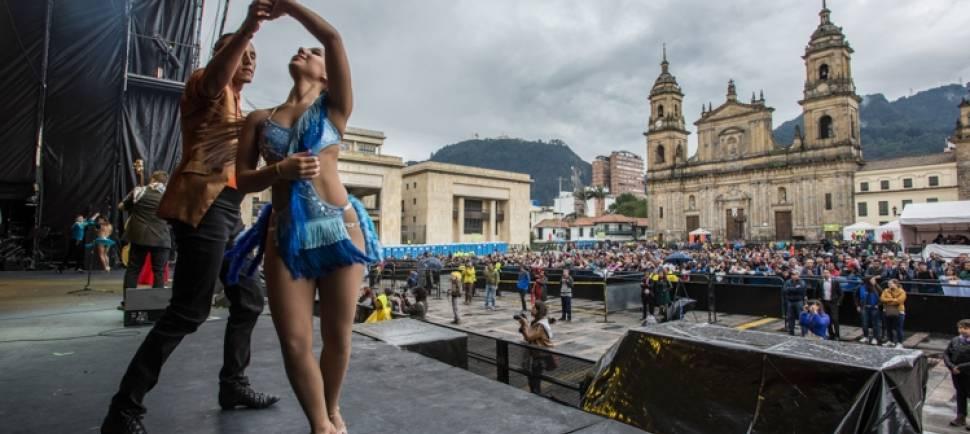 Festival Salsa ala Parque