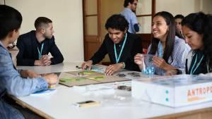 Antropolis, un juego para universitarios con carreras afines a la construcción de ciudad. Foto: Defensoría del Espacio Público