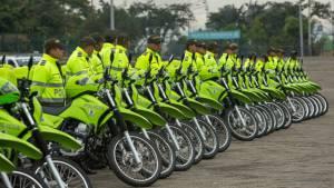 Seguridad. Foto: Alcaldía Mayor