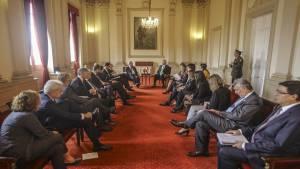 Visita del Presidente de Austria - Foto: Oficina de Prensa Alcaldía Mayor, Camilo Monsalve