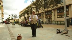 Danza Caparrón Bonaparte – Corredor cultural de la séptima – Foto: Diego Bauman, Alcaldía Mayor de Bogotá