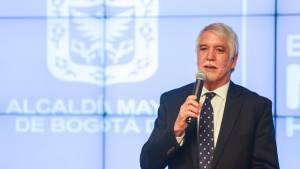 Declaraciones Alcalde Enrique Peñalosa - Foto: Prensa Alcaldía Mayor de Bogotá