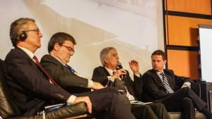 Foro Movilidad cumbre Alcaldes - Foto: Prensa Alcaldía Mayor / Camilo Monsalve