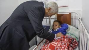 Alcalde en Hospital de Engativá - Foto: Comunicaciones Alcaldía Bogotá