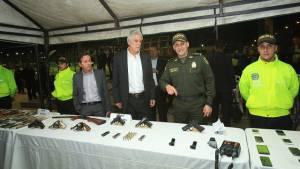 Capturas delincuentes Rafael Uribe Uribe - Foto: Comunicaciones Alcaldía Bogotá / Diego Bauman