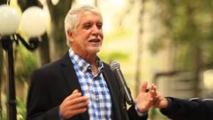 Pronunciamiento Nobel de Paz - Foto: Prensa Alcaldía Mayor / Diego Bauman
