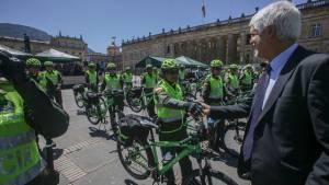 Anuncios sobre reforzamiento de la seguridad en Bogotá - Foto: Prensa Comunicaciones Alcaldía Mayor / Camilo Monsalve