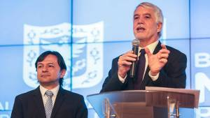 Alcalde anuncia incentivos a taxistas - Foto: Prensa Alcaldía Mayor / Camilo Monsalve