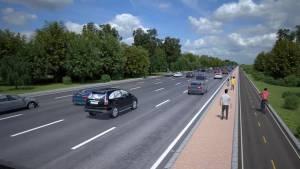 Proyecto ampliación Autopista Norte - Foto: Alcaldía Mayor de Bogotá