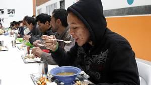 Centro de atencion de habitantes de calle  - Foto: Prensa Secretaría de Integración Social