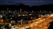 Bogotá nocturna - Foto: Alcaldía Mayor de Bogotá