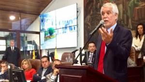 """""""Vamos a trabajar en equipo por Bogotá"""": le dijo el Alcalde Peñalosa al Concejo"""